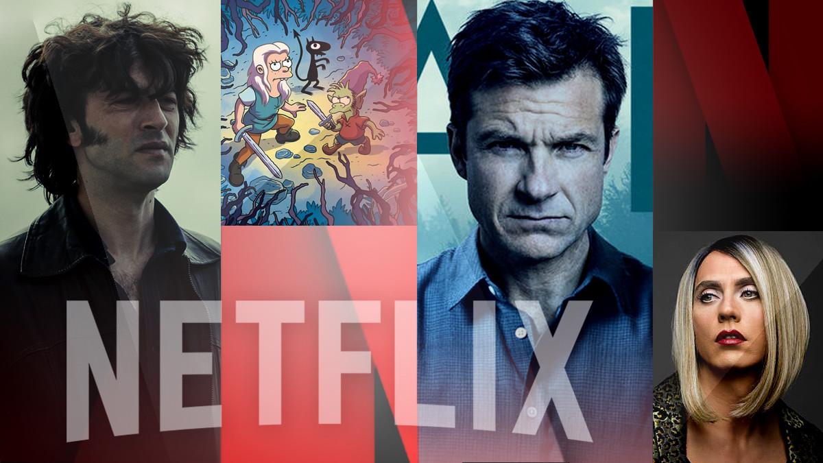 El catálogo de Netflix se amplía en agosto.