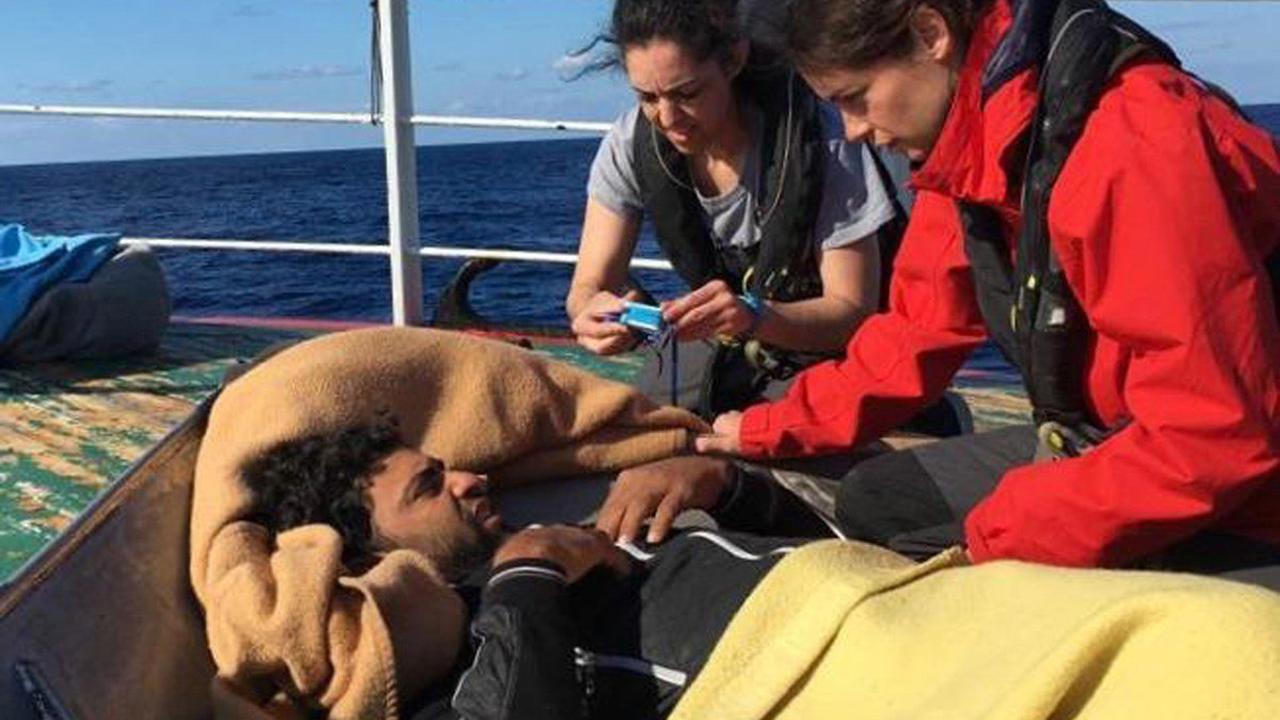 El Open Arms acude a Libia a rescatar 12 migrantes de un pesquero