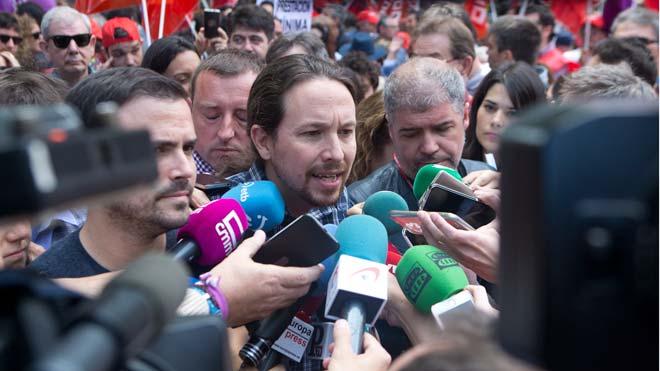 Pablo Iglesias: El Gobierno nos admitió en privado que fue un error reconocer a Guaidó.