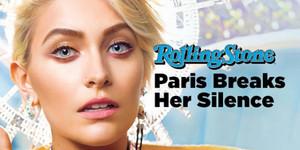 Paris Jackson, en la portada de Rolling Stone.