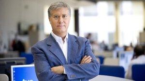 Pere Buhigas, nuevo director deRTVE Catalunya.