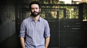 Rodrigo Sorogoyen, en Sitges, donde presentó Que Dios nos perdone, película que el sábado aspira a seis premios Goya.
