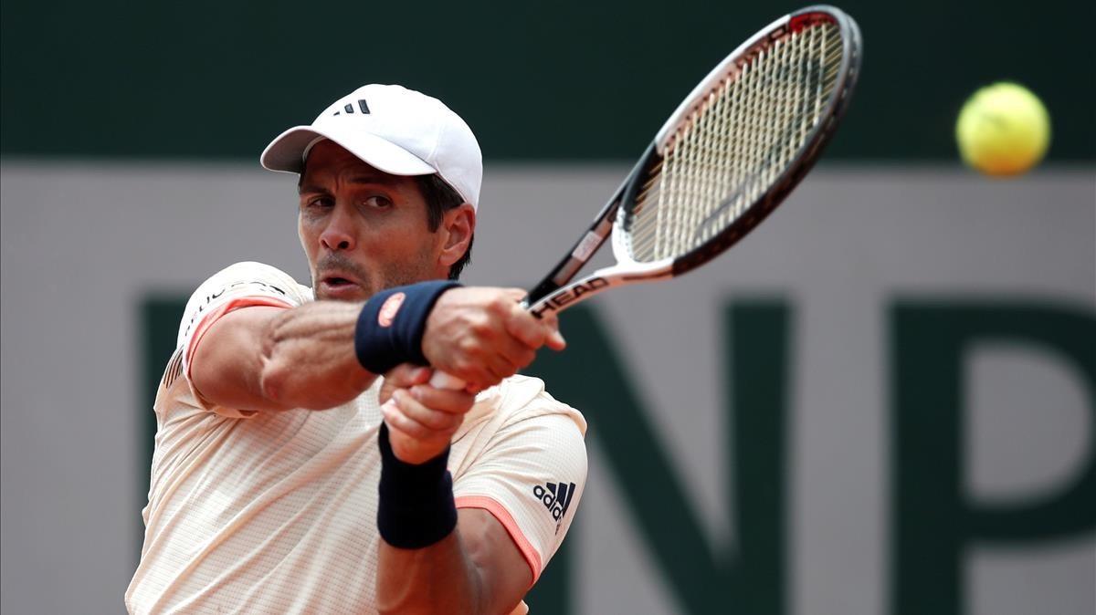 Verdasco dona la sorpresa a Roland Garros i tomba Dimitrov