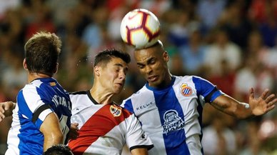 El Espanyol se queda a medias en Vallecas