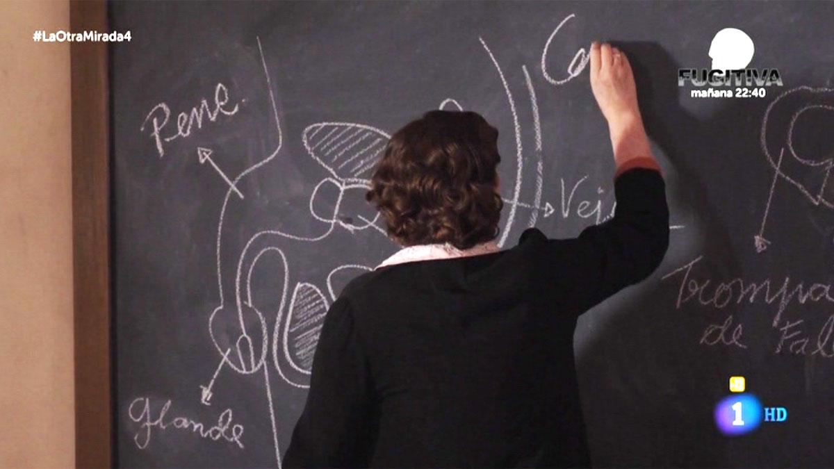 La educación sexual de la profesora Luisa (La otra mirada, TVE-1).