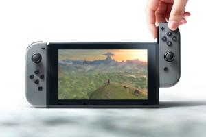 Així és Nintendo Switch, que arribarà a Espanya el 3 de març