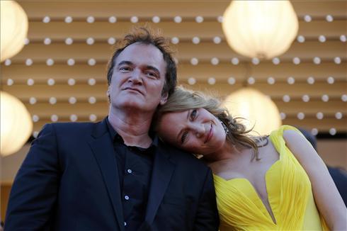 Tarantino i Thurman, al Festival de Cannes daquest any, al maig.