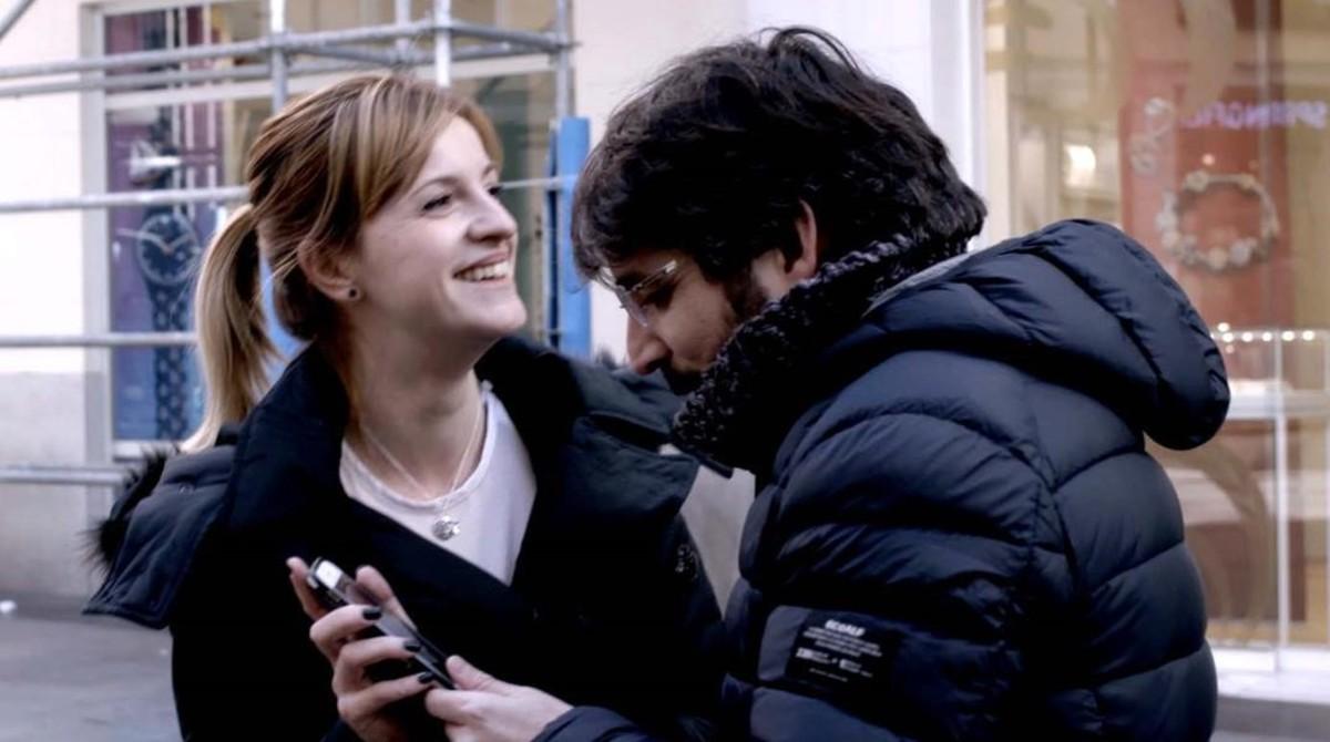 Jordi Évole durante la grabación de 'Conectados', reportaje con el que se abre la nueva temporada de su programa 'Salvados', en La Sexta.