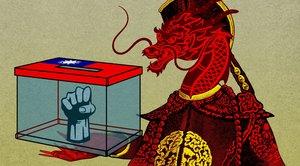 Las urnas en Taiwán inquietan a China