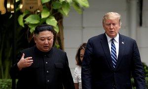 Trump y Kim han celebrado dos cumbres -en Singapur en 2018 y en Hanói el pasado febrero- y un encuentro informal que tuvo lugar en la frontera intercoreana en junio.
