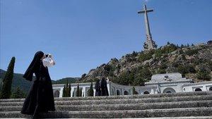 El Vaticà insta l'abat del Valle de los Caídos a permetre l'exhumació de Franco
