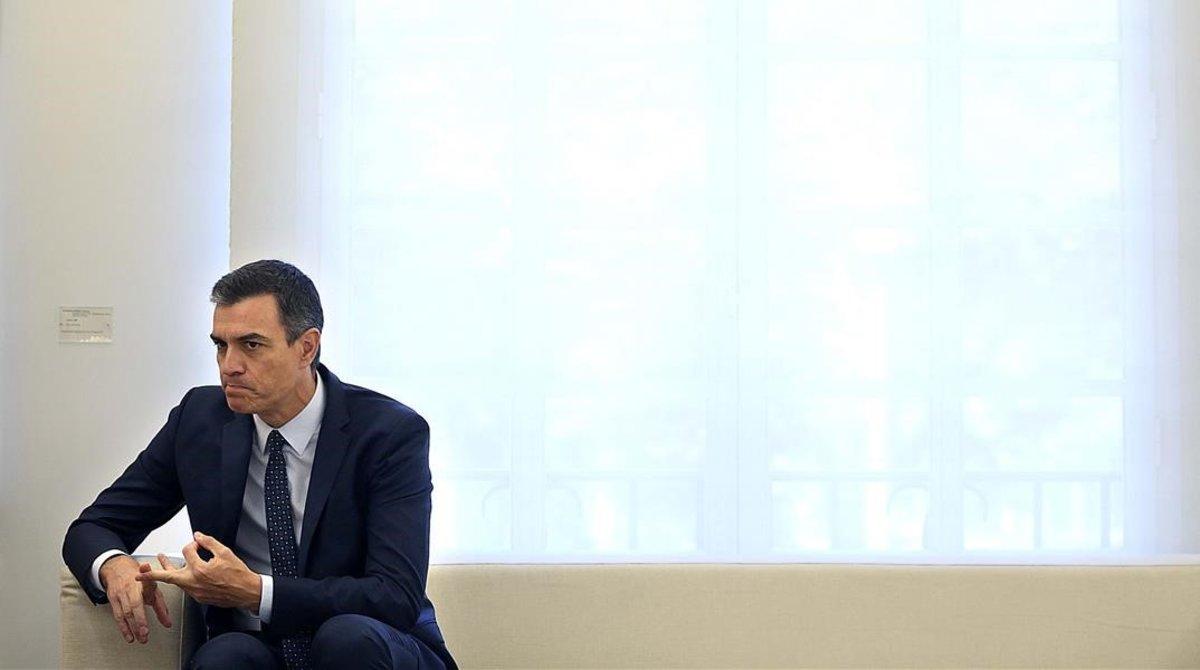 L'oposició responsabilitza Sánchez del bloqueig polític