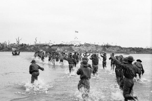 Los del norte. La guerra de Vietnam vista por soldados vietnamitas que ejercieron de fotógrafos y que fueron conocidos como los del norte.