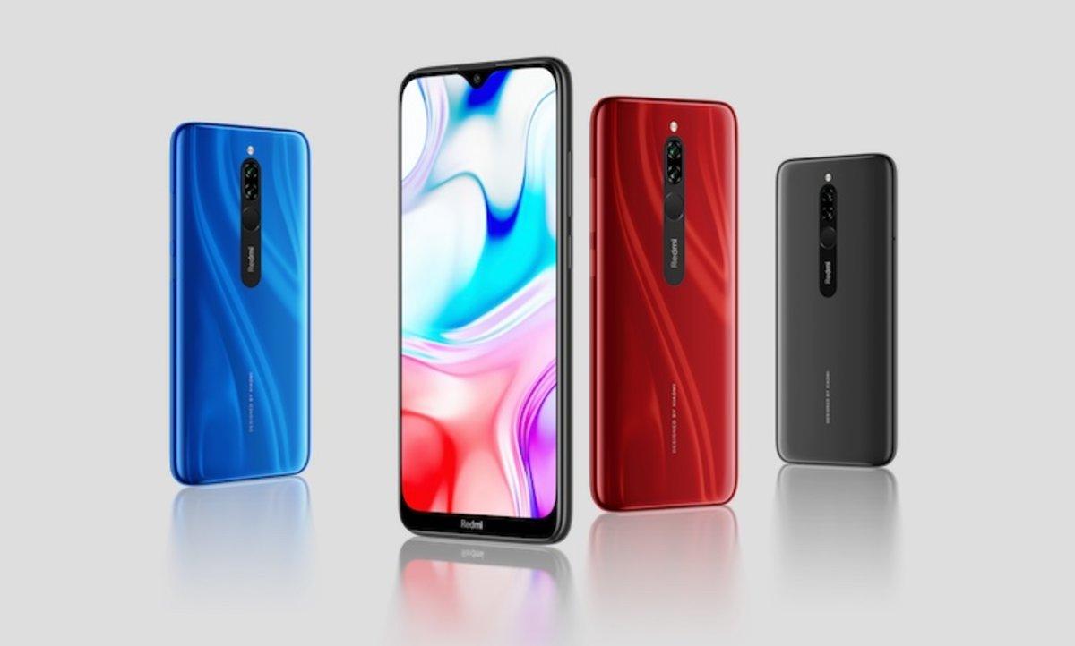 Xiaomi Redmi 8.