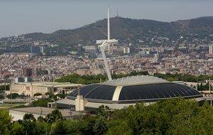 """Vox no podrà utilitzar el Palau Sant Jordi per """"tasques de manteniment"""""""