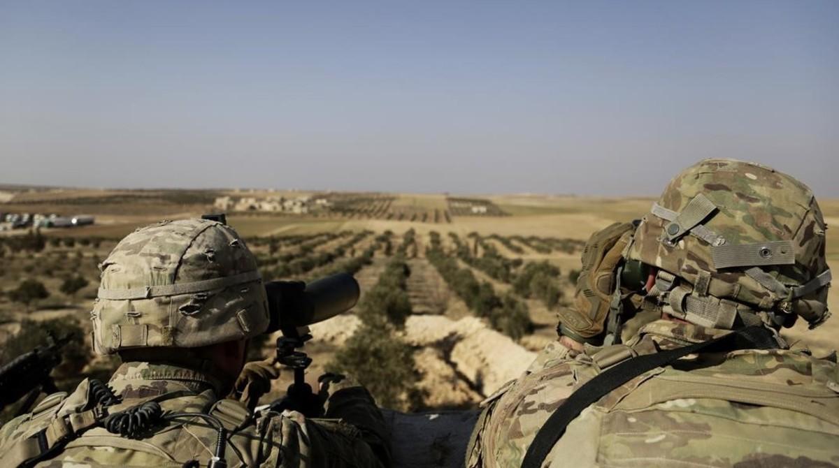 Desenes de russos poden haver mort en un bombardeig dels EUA a Síria