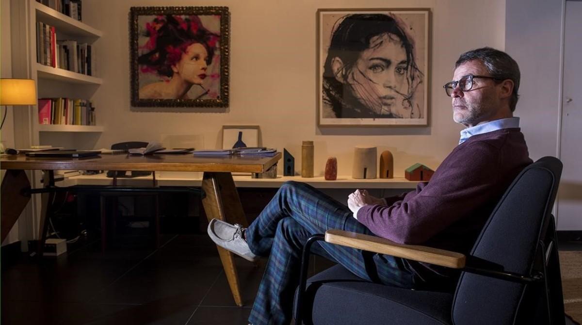 """Ferran Josa: """"Intenté vender una obra a Trump y él casi me vende una a mí"""""""