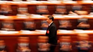 """El president Xi adverteix que la Xina està preparada """"per fer guerres sagnants"""""""