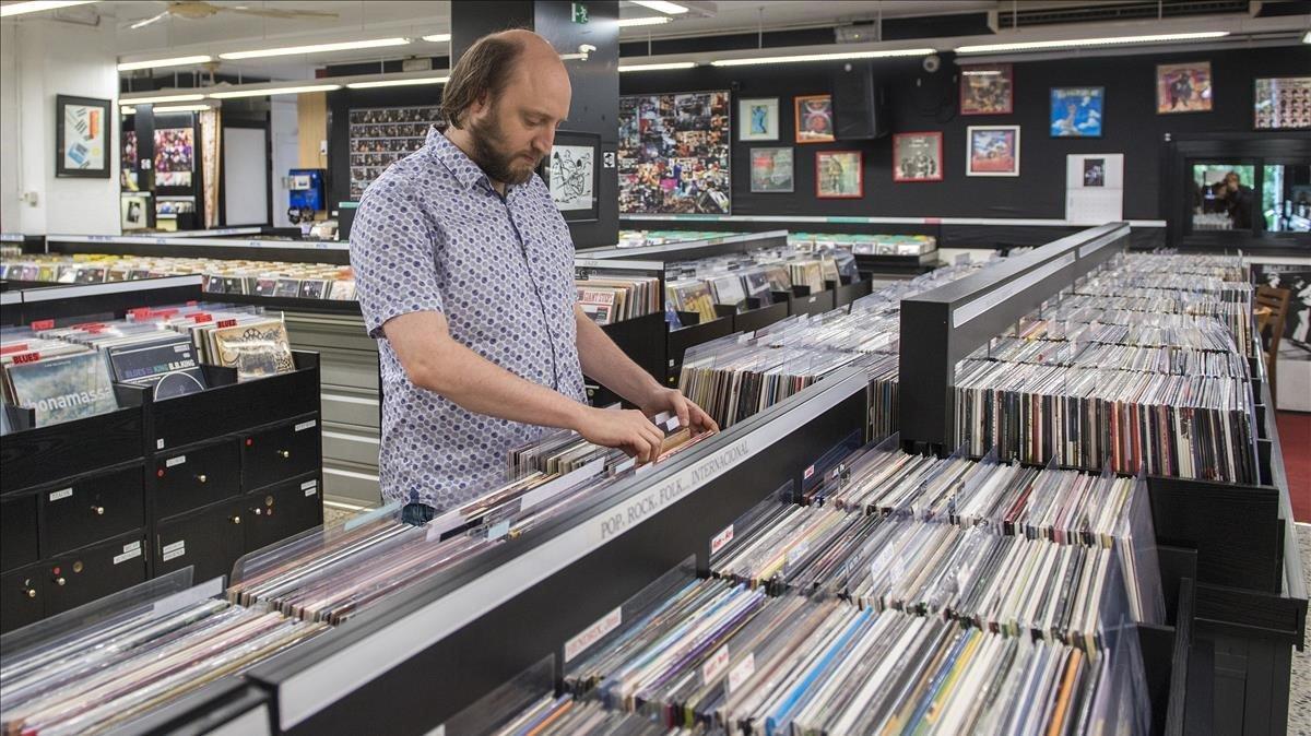 La llista dels discos més venuts deixa de publicar-se per primera vegada