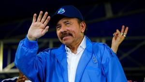Daniel Ortega, la caricatura del comandant insurgent