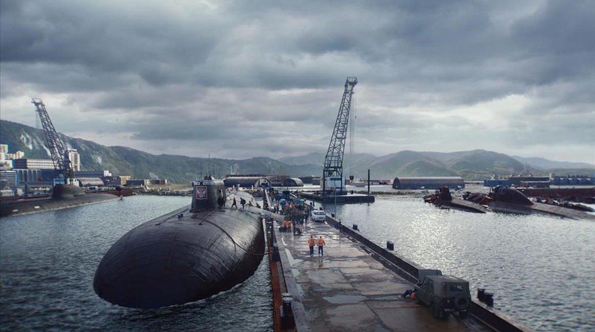 El 'Kursk': el submarino que hundió a Rusia