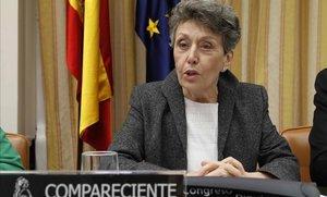 Rosa María Mateo demana perdó al diputat del PP que va insultar i aquest la compara amb Rufián