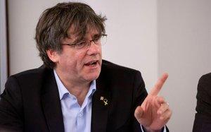 Puigdemont porta la Mesa del Parlament al TC per retirar-li el vot delegat