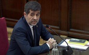 Jordi Sànchez creu que Torra ha actuat tard i lamenta un «buit de direcció política»