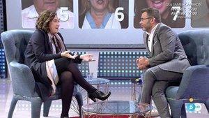 Ada Colau confiesa que tuvo una novia en 'Sálvame Deluxe', en diciembre del 2017.