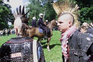 De la bohemia al punk: la contracultura y el consumo 'de calle'