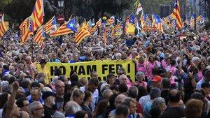 1 d'octubre: Tensió a Catalunya | Últimes notícies en directe