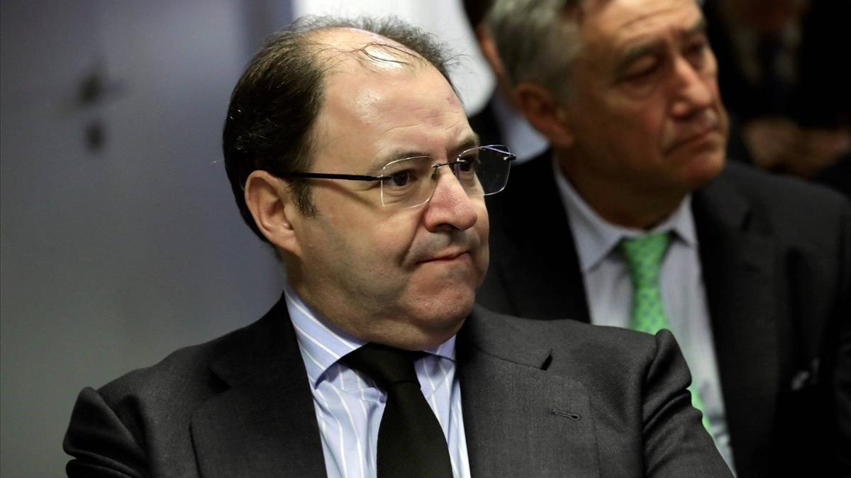 El BBVA acorda pagar 1,7 milions al directiu que va acomiadar pel 'cas Villarejo'