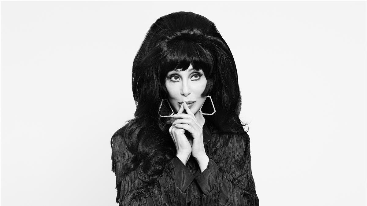 La cantante Cher, en una foto promocional.
