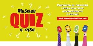 Cartel anunciador de esta original iniciativa de los museos catalanes.