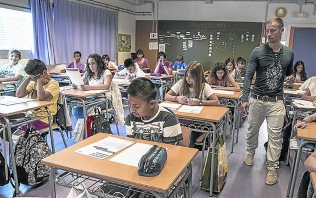 Barcelona tendr 5 nuevas escuelas y 3 institutos curso for Escuelas de jardineria en barcelona