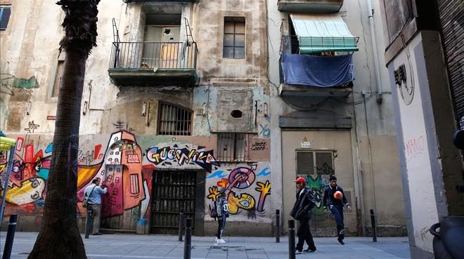 Resultado de imagen de carrer lancaster barcelona