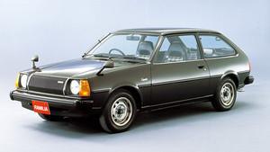 Mazda Familia de 1978.