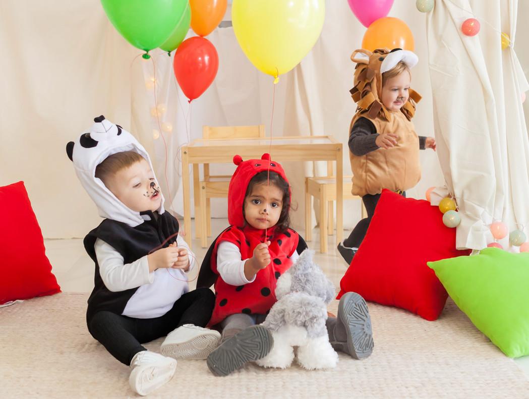 Disfraces de animales para los más pequeños