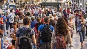 Barcelona destina4,9 millones de euros provenientes del impuesto de estancias en establecimientos turísticos (IEET) a un paquete de catorce proyectos.