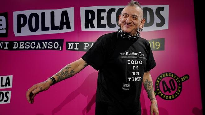 La Polla Records: «No canviarem ni una coma de la nostra lletres»