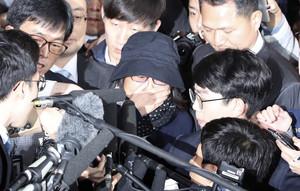La 'Rasputina' de Corea del Sud, condemnada a 20 anys de presó