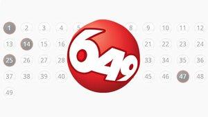 6/49 hoy: Resultado sorteo del 3 de diciembre de 2018