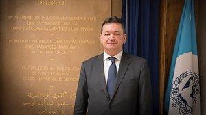 Alexander Prokopchuk, candidato ruso a dirigir Interpol.