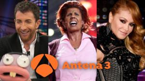 Algunas de las bazas de Antena 3 para la próxima temporada.