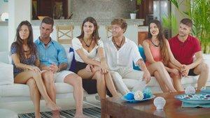 Algunas de las parejas de 'La isla de las tentaciones'.