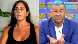 """Anabel Pantoja le pide disculpas a Jorge Javier Vázquez, que advierte: """"Por Mediaset doy zarpazos"""""""