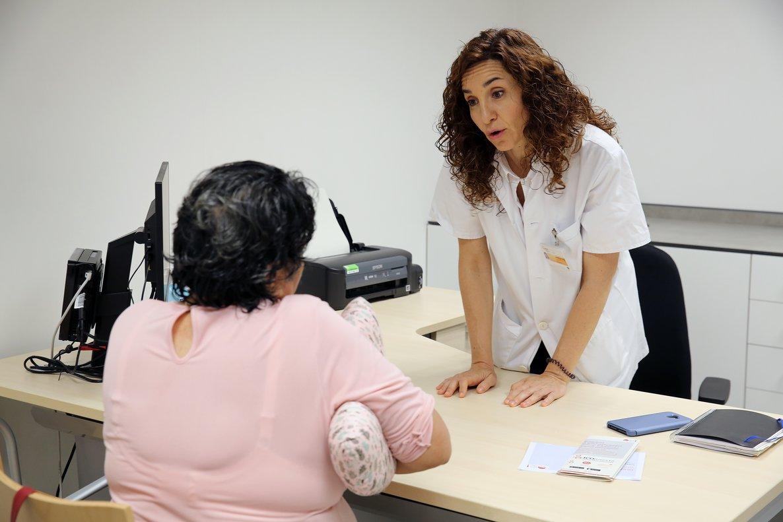 Imagen de archivo de un centro médico
