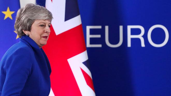 La UE i May acorden ajornar el 'brexit' fins al 31 d'octubre