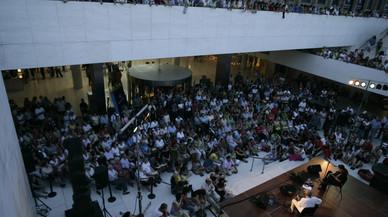 Las Nits d'Estiu del CaixaForum se despiden con cuatro conciertos paralelos