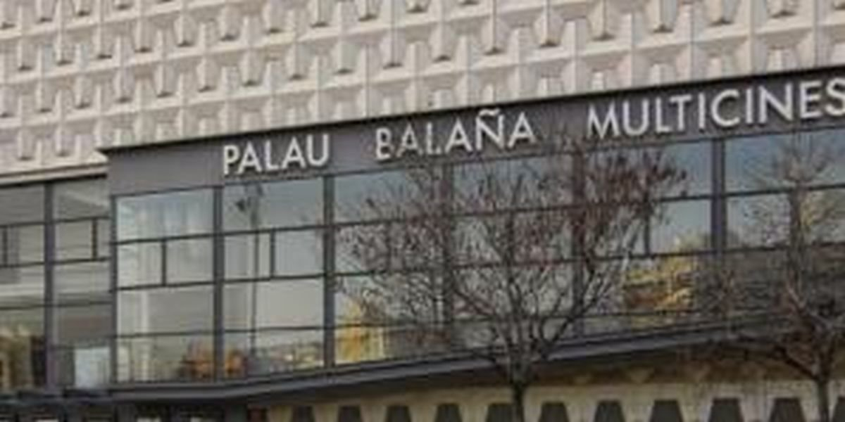 Cine Palau Balañá.